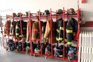 Milford Fire Company Equipment