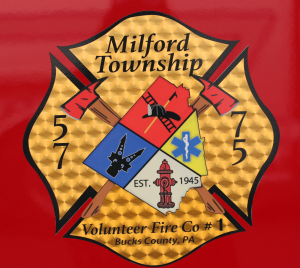 Milford Firehouse Seal