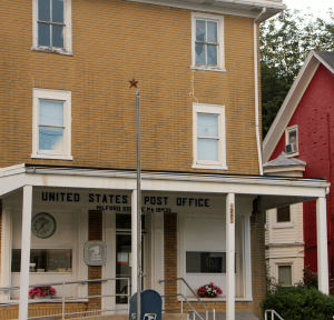 Milford Post Office
